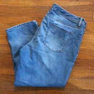 Bandolino Crop Jeans